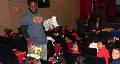 Washington Elementary w/ Lamarr Houston
